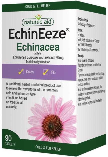 Natures aid echineeze british herbal medicine association