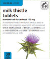 Herbal Store Milk Thistle Tablets