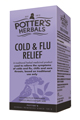 Potter's Cold & Flu Relief