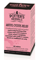 Potter's Antitis Cystitis Relief