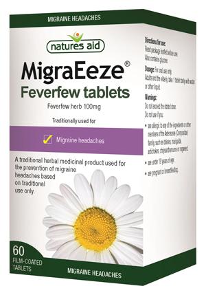 MigraEeze-(Feverfew)-60's---135420