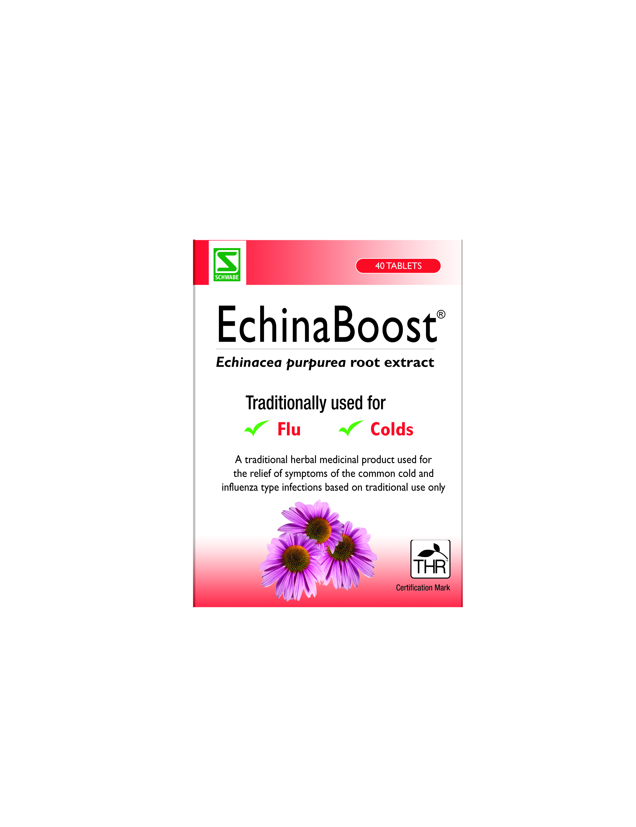 EchinaBoost pack front