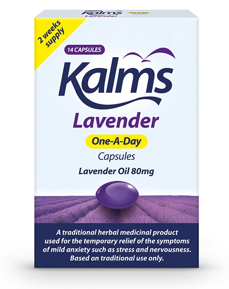 Kalms Lavender One-a-Day