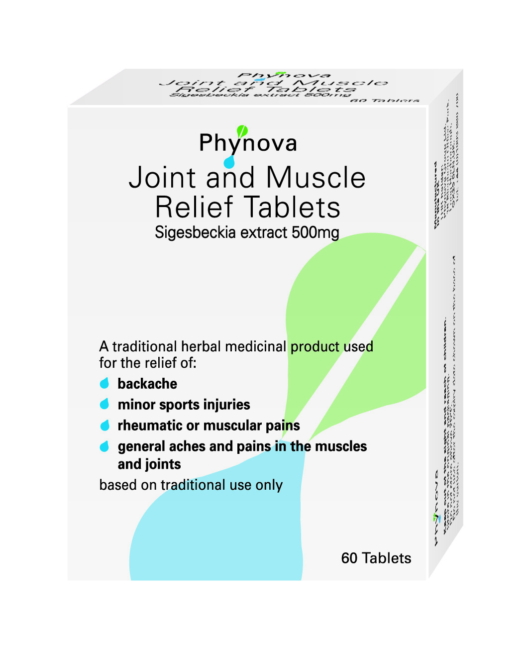 Phynova Joint and Muscle Relief Tablets